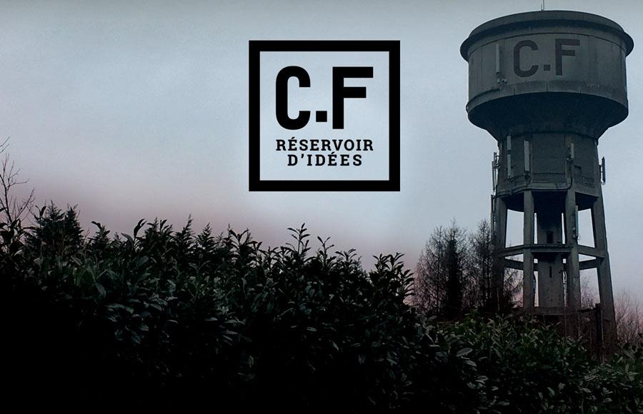 """Pourquoi l'identité C.F, """"réservoir d'idées"""" ?"""